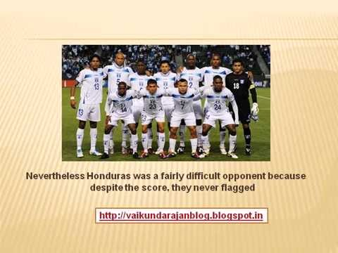 Vaikundarajan's Favorite Team Switzerland Defeat Honduras