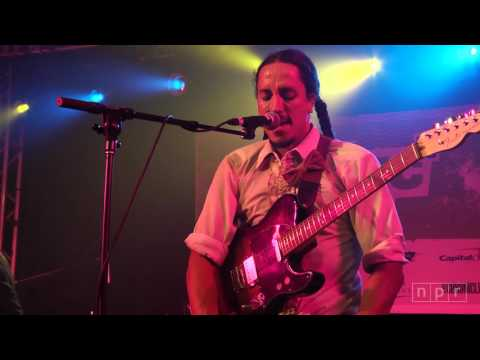 Chicano Batman: 'Itotiani' SXSW 2016 | NPR MUSIC FRONT ROW