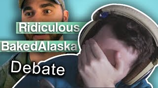 Debate with BakedAlaska