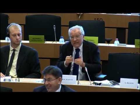 H.P. Martin zu Jean-Claude Juncker und Junckers Antwort