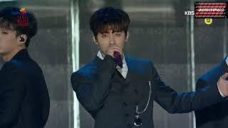 Ikon 190115 28th Seoul Awards Ikons Full Performance Intro Love Scenario I 39 M Ok