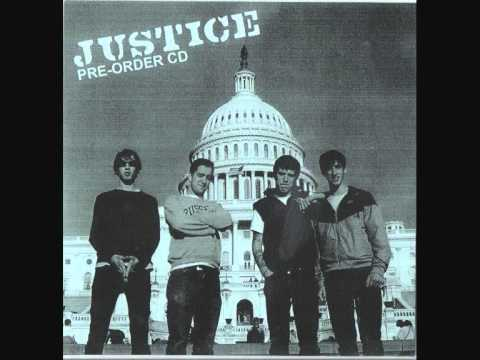 JUSTICE - Escapades pre-order CD