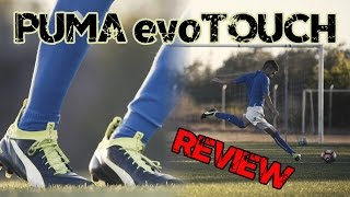 Puma evoTOUCH REVIEW | Footballerz Italy