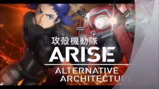 Descargar [Ghost In The Shell: Arise Alternative Architecture] HD [Cap 10/10]MEGA COMPLETO 2015
