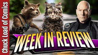 Pet Sematary Trailer 2 | Legion Season 3 | The Real Rocket Raccoon Passes Away