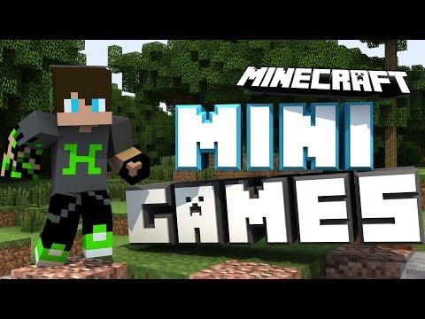 Minecraft Hayran Haritası - Efsane Oyunlar İçerir !!!