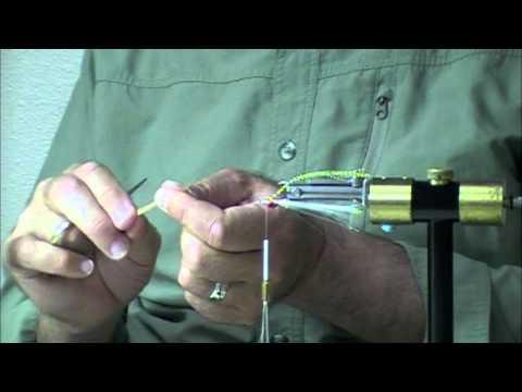 Tying a Smallmouth Bass Clouser Minnow