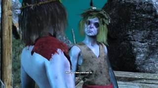 Witcher 3: Johnny and sarah