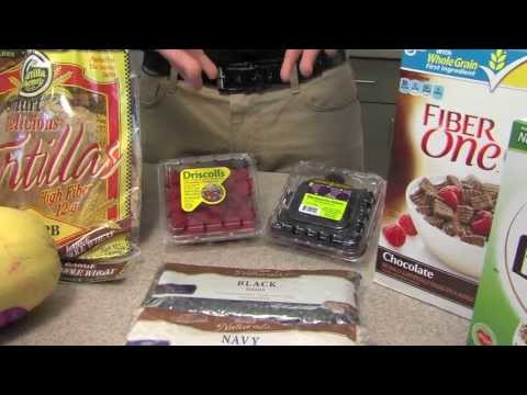 One Minute Wellness - Adding Fiber