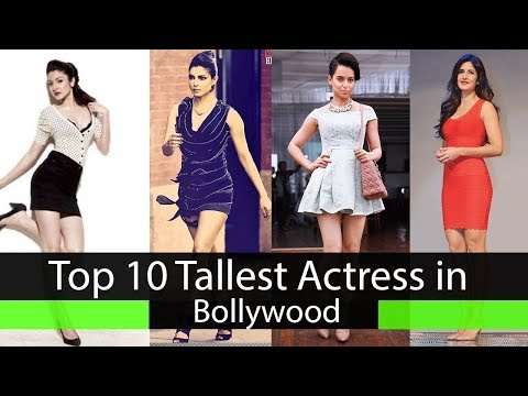 Tallest Bollywood Actresses in India - Taller than Man| YT ENTERTAINMENT