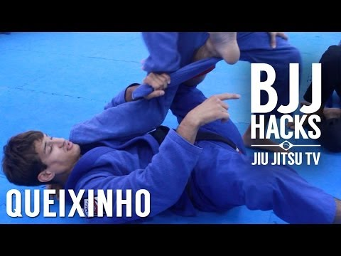 Modern Jiu-Jitsu: Lapel guard, de la Riva & more with Queixinho || BJJ Hacks TV Episode 2.3 Image 1