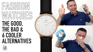 Before You Buy A Daniel Wellington, MVMT Or Michael Kors Watch - 6 Alternatives From $50 to $500