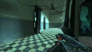 Half Life 2 Mac Gameplay