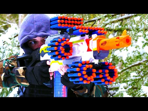 Nerf War: 2 Million Subscribers