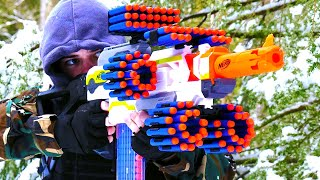 Nerf War: TWO MILLION SUBSCRIBERS