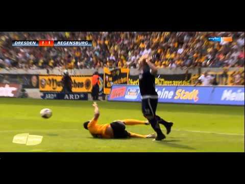 8. | Dynamo Dresden - Jahn Regensburg | 06.09.2014