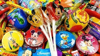 A lot of Mickey Candy