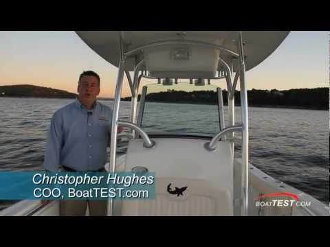 Mako 234 Center Console Test 2012- By BoatTest.com