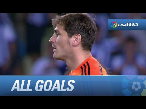 All goals Real Sociedad (4-2) Real Madrid