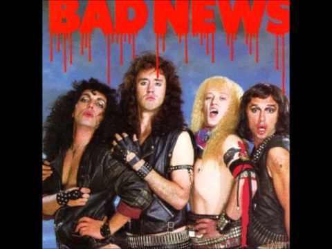 Bad News - Live at the Marquee club. Dec 1988. (1/10)