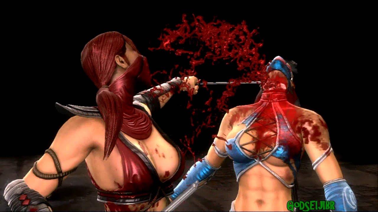 Mortal kombat komplete edition nude milee sexual photos