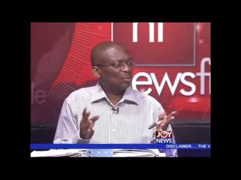 Police Recruitment Scam - Newsfile on Joy News (7-3-15)