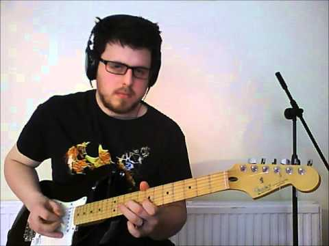 Ry Jones - The Temptations - My Girl (guitar Cover) Instrumental video