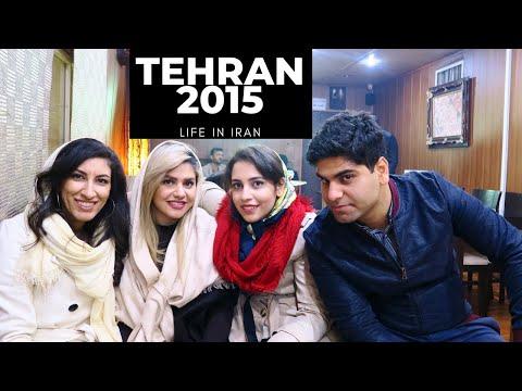 Tehran, Iran 2015 Travelogue - A Video Diary