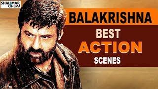 Balakrishna Best Action Scenes | Back To Back | Best Telugu Movies | Shalimar Telugu & Hindi Movies