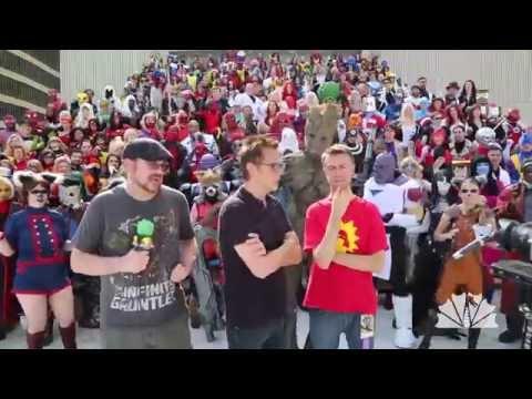 James Gunn - Dragon Con 2014 [dragoncontv]
