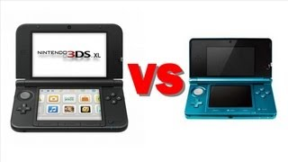 Nintendo 3DS XL Blue VS Nintendo 3DS Aqua Blue + 3DS XL Review
