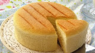 How to Make Super Soft and Moist Chinese Bakery Cheese Cake / Japanese Soufflé Cheesecake 轻乳酪蛋糕
