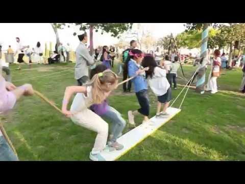 Веселые игры для детей и взрослых!