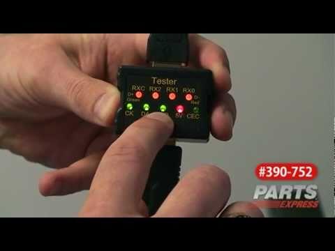 HDMI Signal Tester