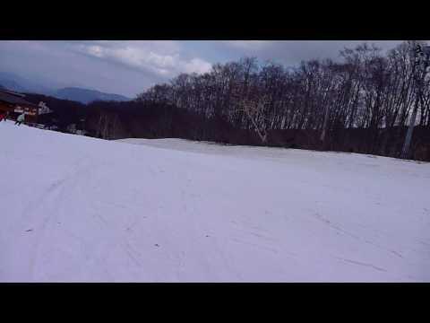 2010/5/1 蔵王温泉スキー場 中央ゲレンデ