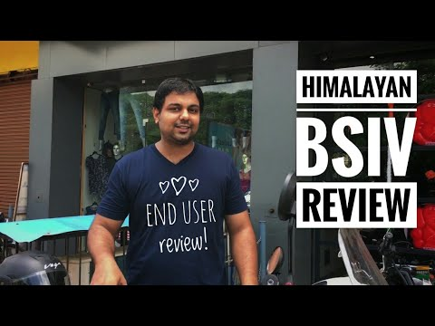 BS4 RE Himalayan User Review (BS IV, Euro 4)- Indiaomics Reviews