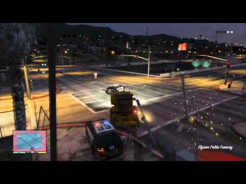 [grand Theft Auto 5 - Troll The Police] - How To Fuck The Police In Los Santos! video