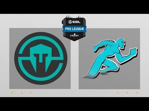 CS:GO - Immortals vs. Rush [Overpass] Map 1 - ESL Pro League Season 5 - NA Matchday 17