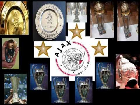 Ultimate Super Afc Ajax1900 *** 32TH Title,4CL,1EL,2WorldCups,3EuropaSupercups,18KNVBCupS!