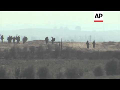 Palestinians and Israeli comment as 72 hour cease-fire begins