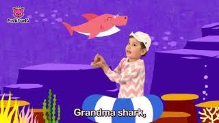 Baby Shark Dance  Sing and Dance!  Animal Songs  Super Fun Kids tv Smile Songs for Children