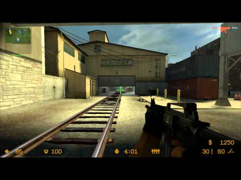 Counter-Strike Source [CSS][HD][PC][GAMEPLAY][ESPAÑOL][CS_ASSAULT]