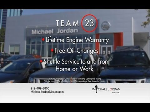 We Are Team 23 at Michael Jordan Nissan | Durham, NC