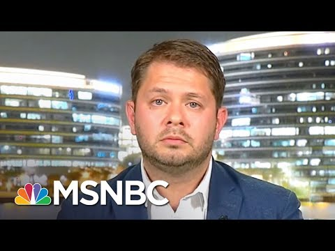 Rep Ruben Gallego: Donald Trump Is A Racist Pardoning A Racist | Rachel Maddow | MSNBC