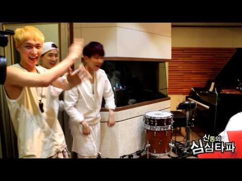 신동의 심심타파 - EXO, Sexy Dance - 엑소 형 라인, 섹시 댄스 20130607 Music Videos