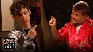 Download Lagu James Corden Crashes Troye Sivan's House Party Gratis STAFABAND