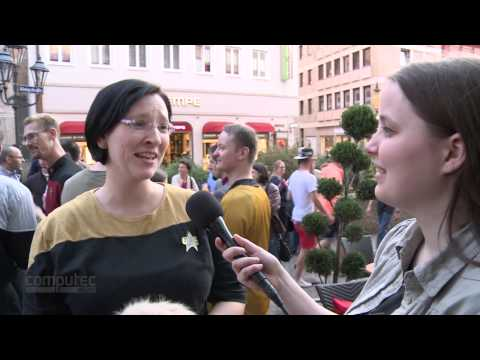 Unter Trekkies: Bei der Star Trek: Into Darkness-Premiere in Nürnberg - Playtime Show 49b