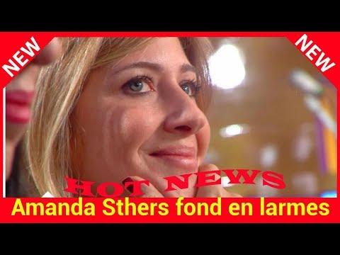 Amanda Sthers Fond En Larmes En évoquant Le Combat De Johnny Hallyday