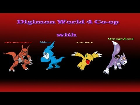 Digimon World 4 Gamecube Cheats