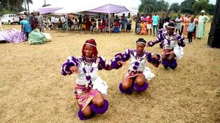 EFIK CULTURAL DISPLAY... CROSS RIVER STATE, NIGERIA